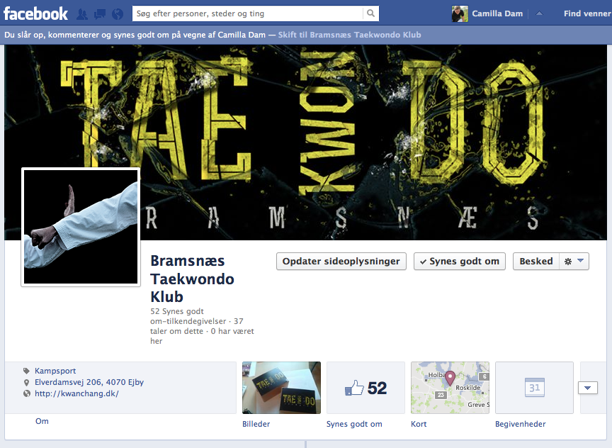 50 likes på Kwan Chang facebook