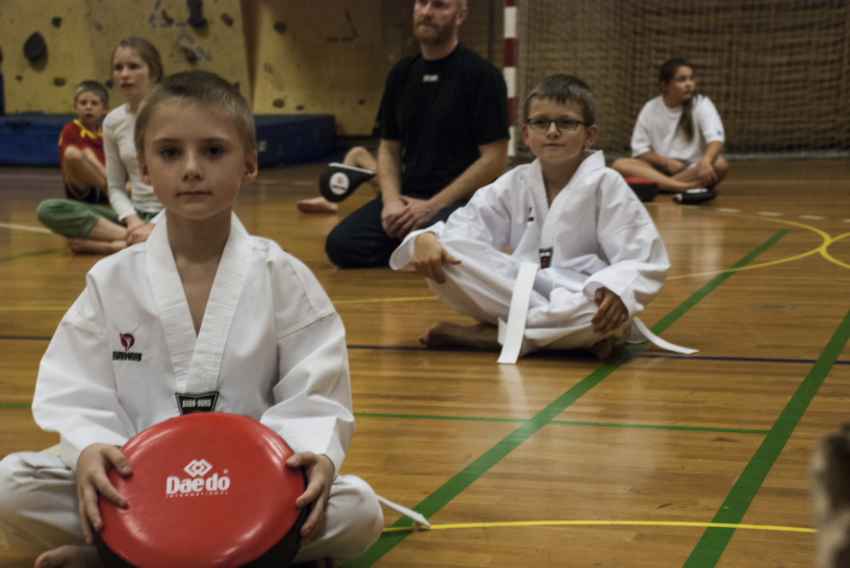 Taekwondo Ejby