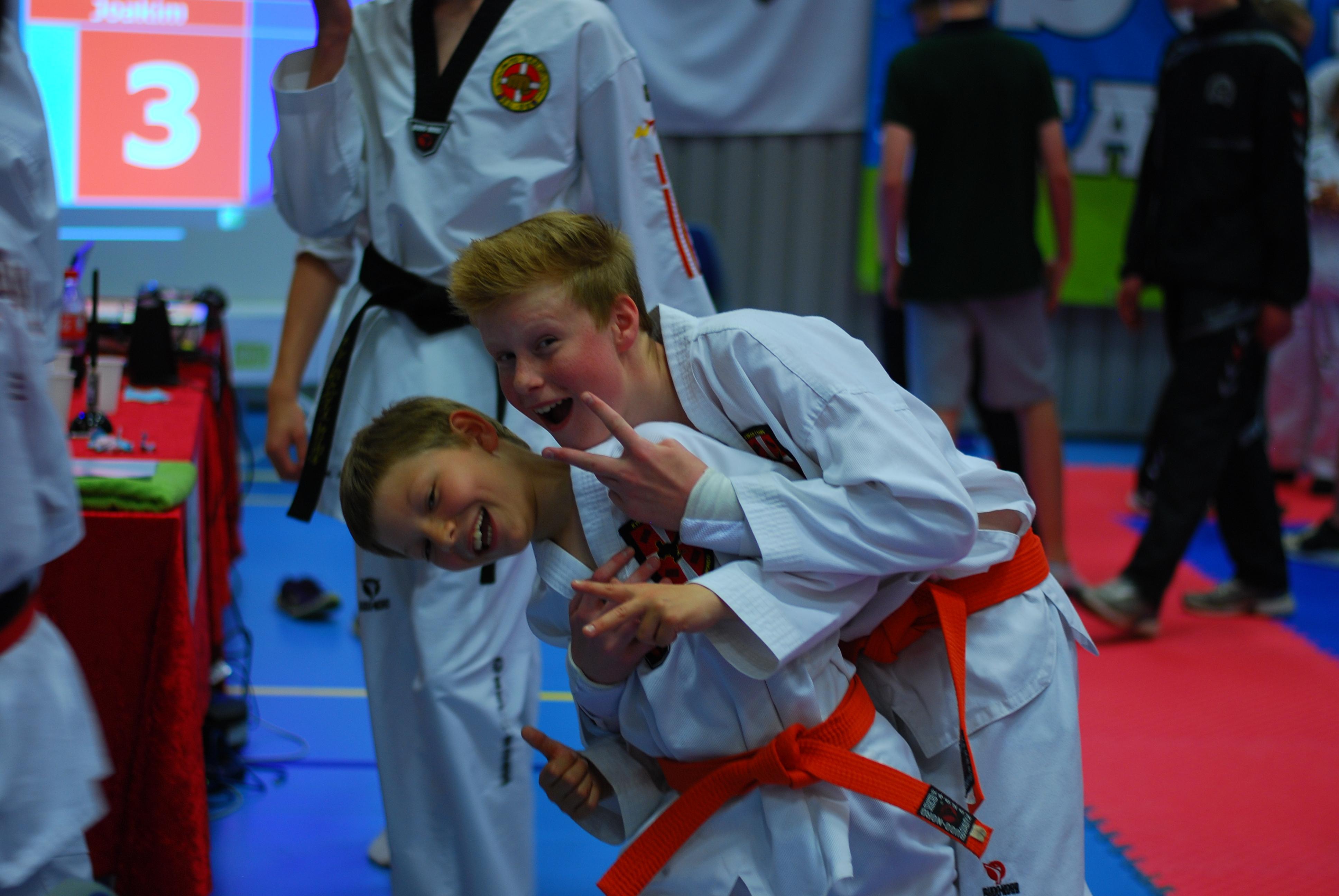Formidabel indsats til Summer Cup i Taastrup